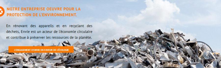 recyclage, déchets, DEEE,Gerzat