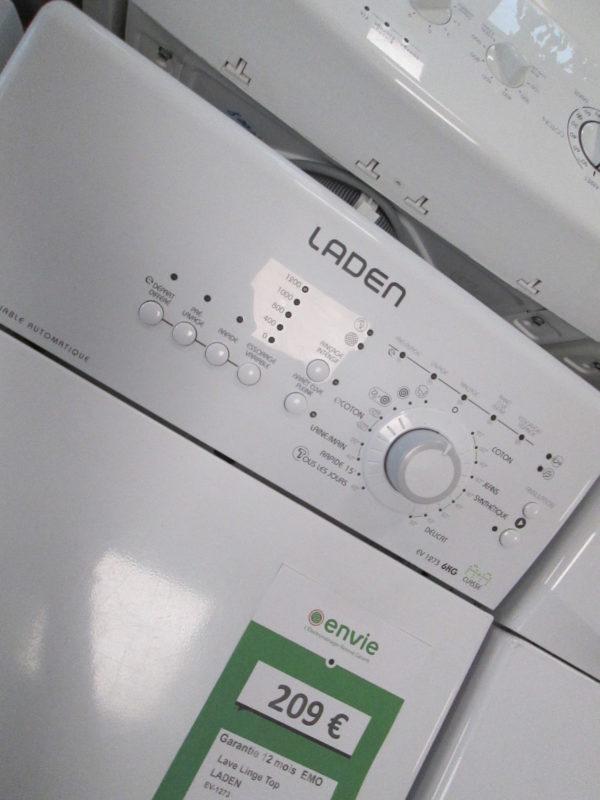 Lave Linge Top
